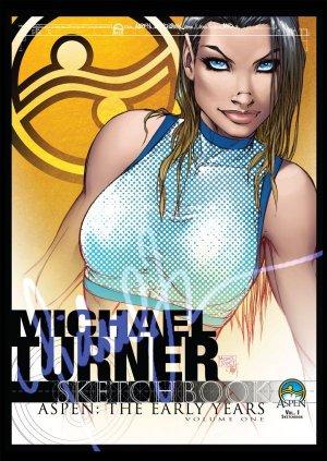 Michael Turner sketchbooks édition Limité