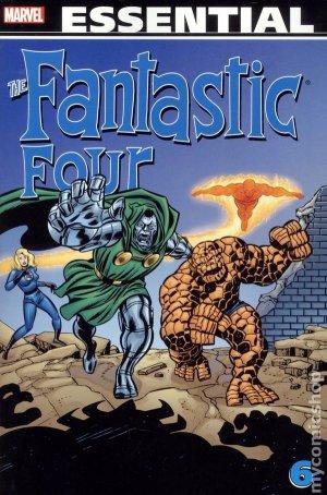 Fantastic Four # 6 SÉRIE Essential Fantastic Four (2008 - 2013)