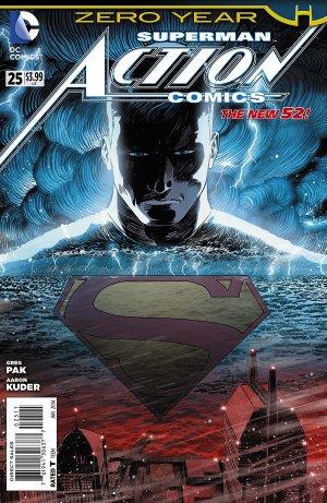 Action Comics # 25 Issues V2 (2011 - 2016)