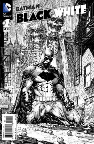 Batman - Black and White édition Issues V2 (2013 - 2014)