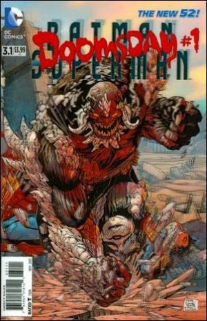 Batman & Superman # 3.1 Issues V1 (2013 - 2016)