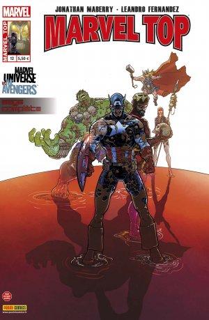 Marvel Top 12 - MARVEL UNIVERSE VS THE AVENGERS