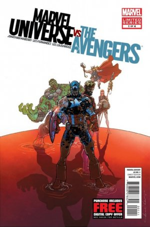 Marvel Universe Vs. The Avengers édition Issues (2012 - 2013)