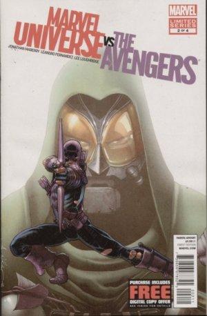 Marvel Universe Vs. The Avengers # 2 Issues (2012 - 2013)