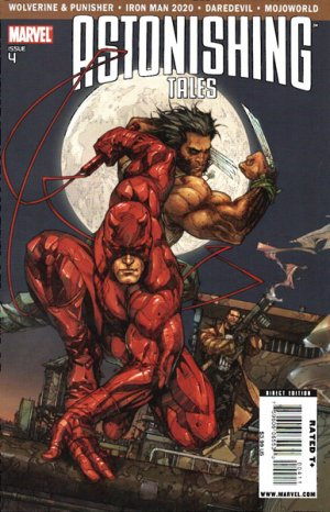 Astonishing Tales # 4 Issues V2 (2009)