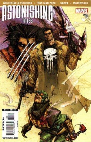 Astonishing Tales # 6 Issues V2 (2009)