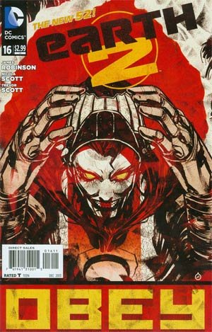 Earth Two # 16 Issues V1 (2012 - 2015)