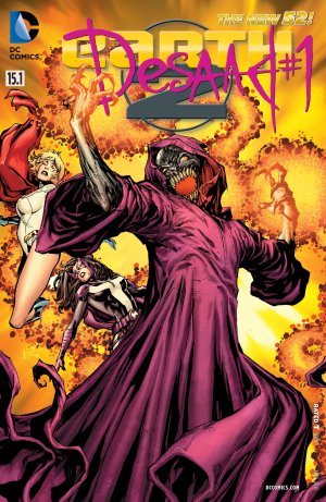 Earth Two # 15.1 Issues V1 (2012 - 2015)