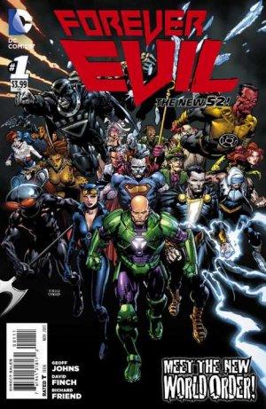 Forever Evil # 1 Issues