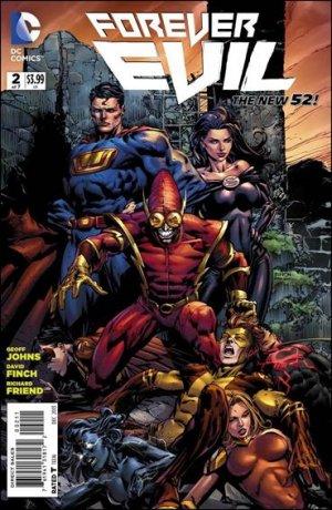Forever Evil # 2 Issues