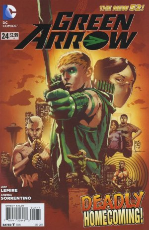 Green Arrow # 24 Issues V5 (2011 - 2016)