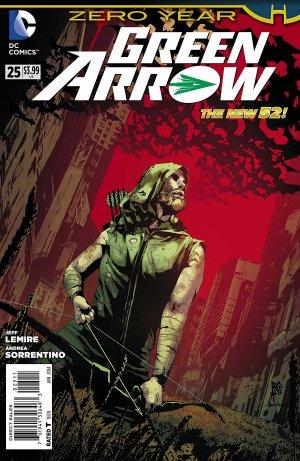 Green Arrow # 25 Issues V5 (2011 - 2016)