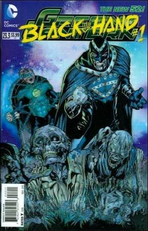 Green Lantern # 23.3 Issues V5 (2011 - 2016)