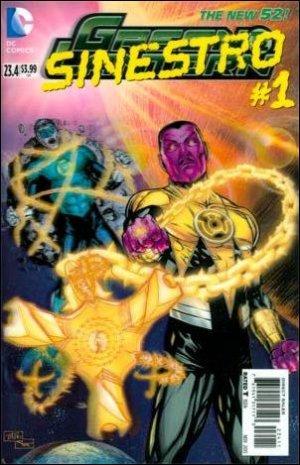 Green Lantern # 23.4 Issues V5 (2011 - 2016)