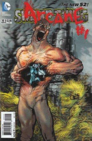 La Créature du Marais # 23.1 Issues V5 (2011 - 2015)