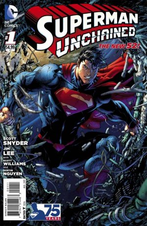 Superman Unchained # 1