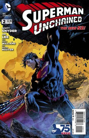 Superman Unchained # 2