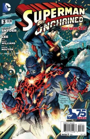 Superman Unchained # 3