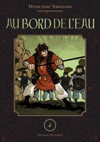 couverture, jaquette Au Bord de l'Eau 4  (Delcourt Manga)