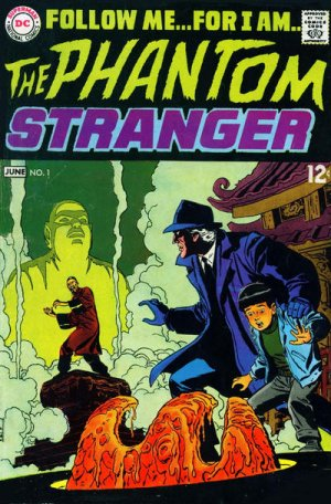 The Phantom Stranger 1