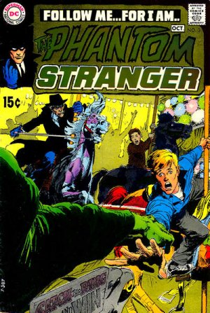 The Phantom Stranger 3