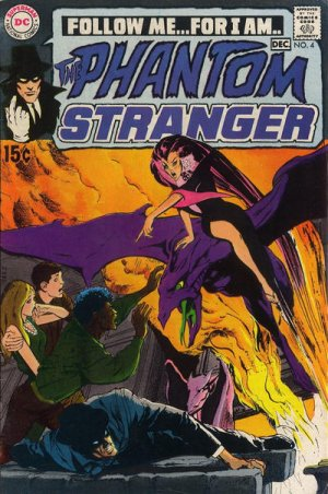 The Phantom Stranger 4