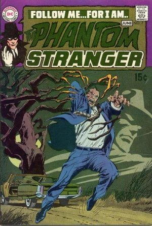 The Phantom Stranger 7