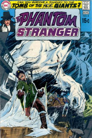 The Phantom Stranger 8