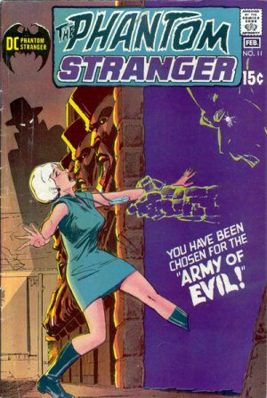 The Phantom Stranger 11