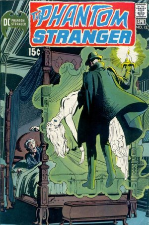 The Phantom Stranger 12