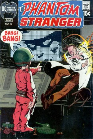 The Phantom Stranger 13