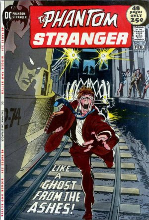 The Phantom Stranger 17