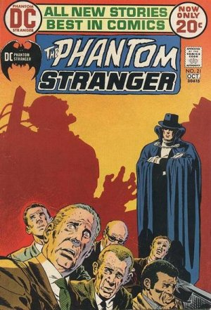 The Phantom Stranger 21