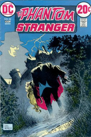 The Phantom Stranger 22