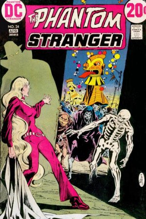 The Phantom Stranger 24