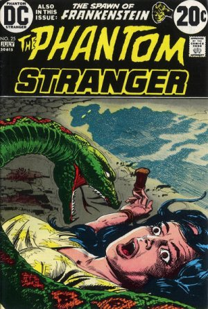 The Phantom Stranger 25