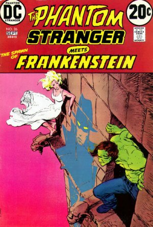 The Phantom Stranger 26