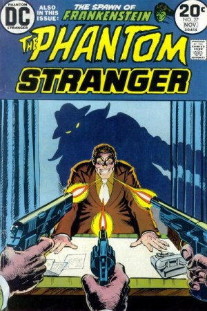 The Phantom Stranger 27