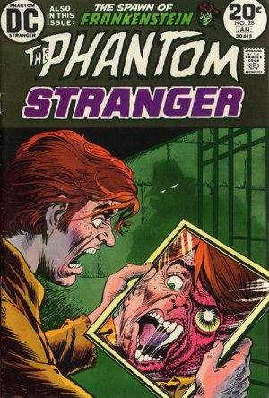 The Phantom Stranger 28