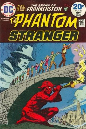 The Phantom Stranger 30