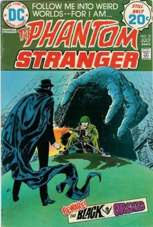The Phantom Stranger 31