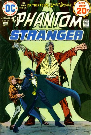 The Phantom Stranger 34