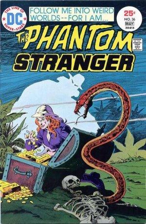 The Phantom Stranger 36