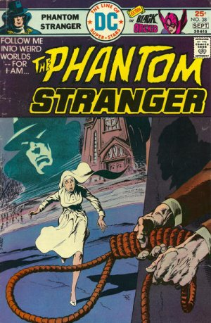 The Phantom Stranger 38
