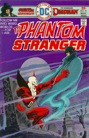The Phantom Stranger 41
