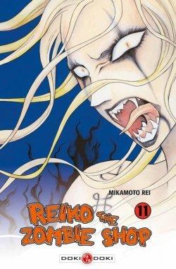 Reiko the Zombie Shop T.11