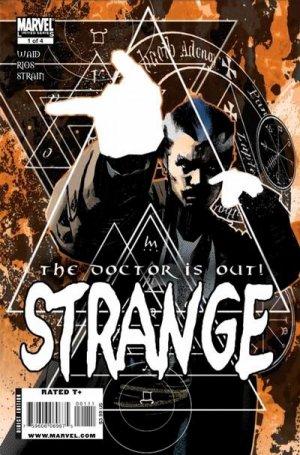 Docteur Strange édition Issues V6 (2010)
