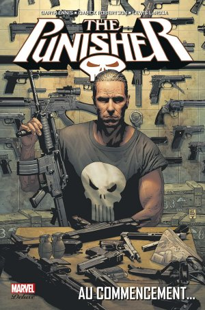 Punisher édition TPB Hardcover - Marvel Deluxe - Issues V7 (MAX)