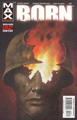 Born # 3 Issues (2003)