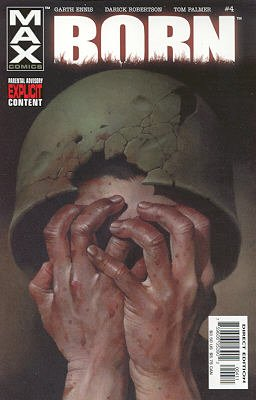 Born # 4 Issues (2003)